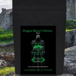 Dragon slayer's Victory Product Image coffee, sweet caramel with a nutty under tone, smooth cup of coffee