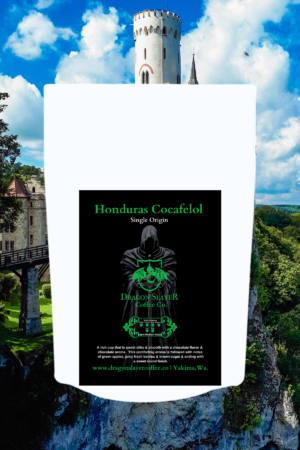Honduras Cocafelol Coffee- Single Origin Specialty Coffee- Fair Trade Coffee- 100% Arabica Coffee - A rich complex cup with a chocolate aroma & chocolate flavor followed by notes of apples, dark berries & Brown Sugar with a Sweet Round Finish